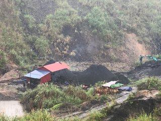 Thái Nguyên: Hiểm họa khai thác mỏ than Bá Sơn