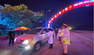 Dù nguy cơ thấp, Thái Bình vẫn siết chặt giãn cách xã hội