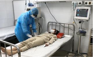 Nữ bệnh nhân số 268 nhiễm Covid-19 ở Hà Giang đã di chuyển những đâu?