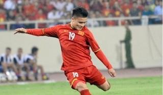 Quang Hải rèn 'độc chiêu' cho vòng loại World Cup 2022