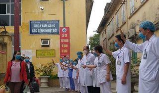 Thêm 5 bệnh nhân Covid-19 được xuất viện, cả nước có 176 ca nhiễm khỏi bệnh