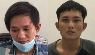 Bắt hai tên cướp dùng súng khống chế một gia đình ở Đồng Nai cướp tài sản