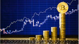 Giá bitcoin hôm nay 17/4: Tăng vọt, trải thảm xanh 100 đồng tiền ảo