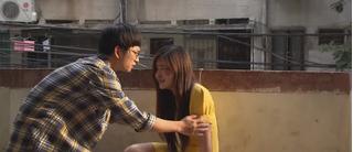 'Nhà trọ balanha' tập 14: Nhiên bắt Bách phải hẹn hò, Mai bị kẻ xấu cướp hết tiền