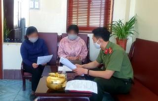 Rao bán 'thẻ chống virus' trên Facebook, người phụ nữ Quảng Ninh bị phạt 10 triệu đồng