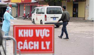 Bộ Y tế thông tin về 3 ổ dịch Covid-19 của Việt Nam