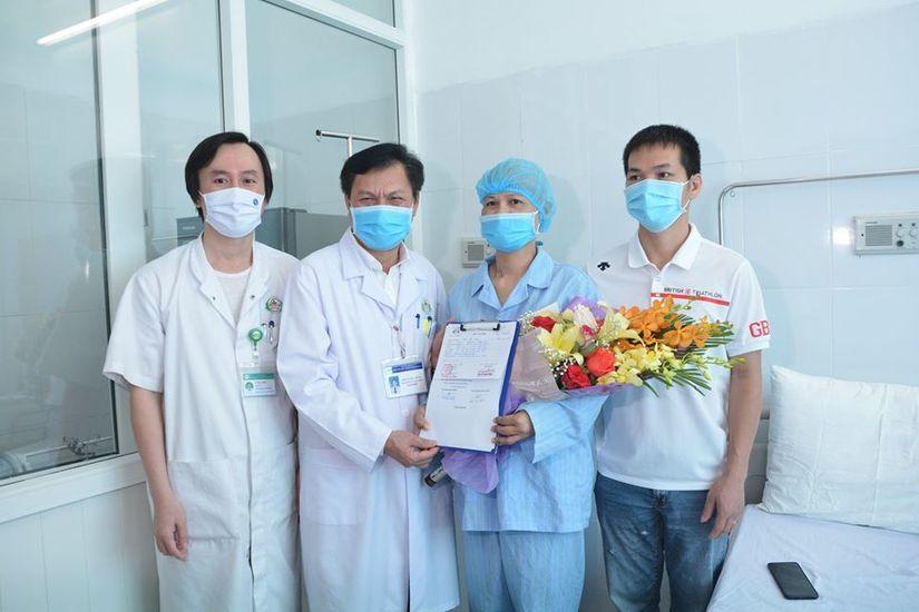 Nghệ An: Lần đầu tiên điều trị thành công bệnh nhân ung thư máu ngay tại bệnh viện tỉnh
