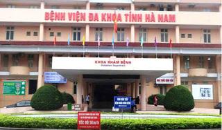 Đã có kết quả xét nghiệm của 81 cán bộ y tế và bệnh nhân cách ly tại BV Đa Hà Nam