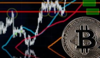 Giá bitcoin hôm nay 19/4: Tiếp tục đà tăng tới 1,79% so với 24h trước
