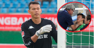 Cựu thủ môn đội tuyển Việt Nam tính chuyện giải nghệ