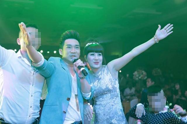 Quang Hà gặp rắc rối vì phát ngôn vẫn coi vợ chồng Đường 'Nhuệ' là anh em thân thiết