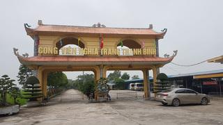 Thái Bình sẽ tiếp tục tiến hành hỏa táng ở Nam Định sau khi Đường 'Nhuệ' bị bắt