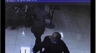 Đang truy bắt 2 tên cướp ngân hàng ở Sóc Sơn chạy về tỉnh Bắc Giang