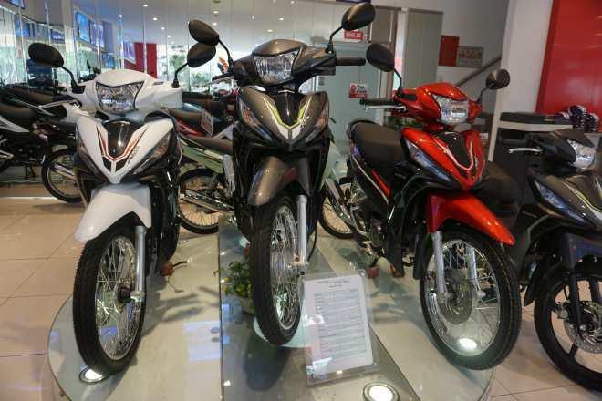 Viễn cảnh nào cho thị trường xe máy Việt Nam trong mùa hè năm nay