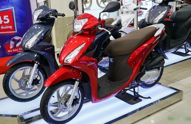 Viễn cảnh nào cho thị trường xe máy Việt Nam trong mùa hè năm nay2