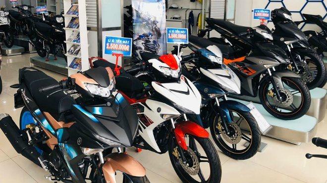 Viễn cảnh nào cho thị trường xe máy Việt Nam trong mùa hè năm nay3