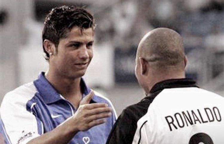 Ronaldo Brazil giỏi hơn Cristiano Ronaldo