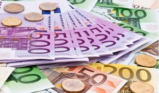 Tỷ giá euro hôm nay 21/4: Tại Vietinbank giảm 92 đồng chiều mua vào
