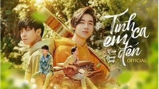 Lời bài hát (Lyric) Tình Ca Em Đến - K-ICM ft Quang Đông