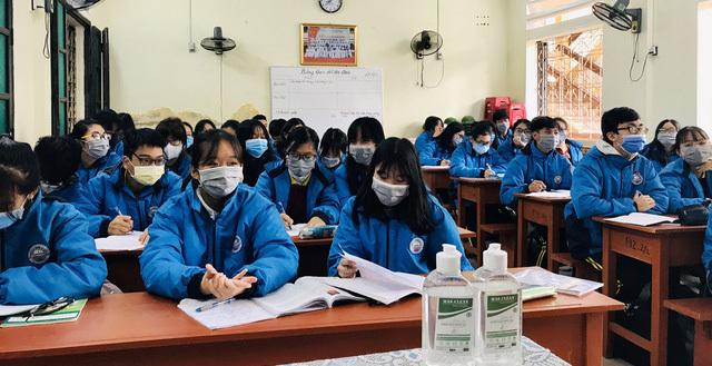 Từ 23/4, học sinh TP Hải Phòng bắt đầu đi học trở lại