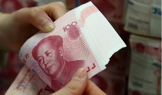 Tỷ giá nhân dân tệ hôm nay 22/4: Tại Vietinbank tăng 3 đồng cả 2 chiều