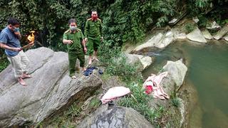 Lào Cai: Đi tắm suối, 2 chị em ruột đuối nước thương tâm