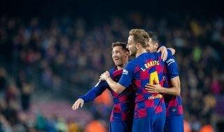 SVĐ Nou Camp của Barcelona được bán tên để quyên góp phòng chống đại dịch Covid-19