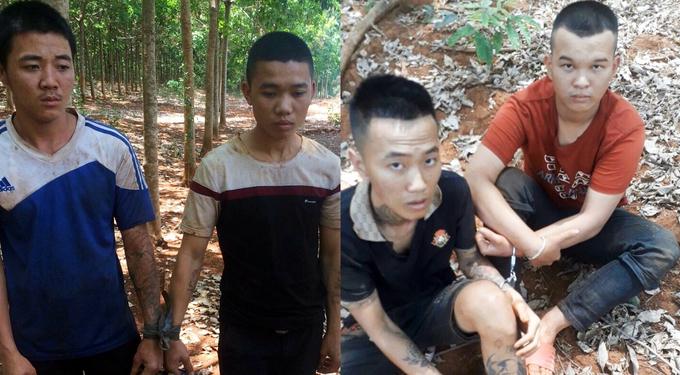 Hai thiếu nữ bị nhóm thanh niên cưỡng bức