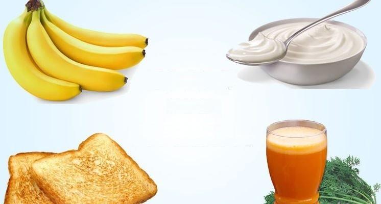 Tiêu chảy nên ăn gì