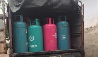 Phát hiện cơ sở sang chiết gas trái phép với số lượng 'khủng' tại Bắc Giang