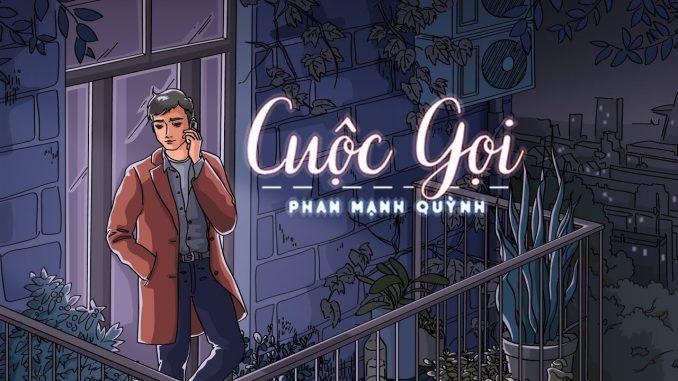 Lời bài hát (Lyric + hợp âm) Cuộc Gọi - Phan Mạnh Quỳnh vs Aazuki