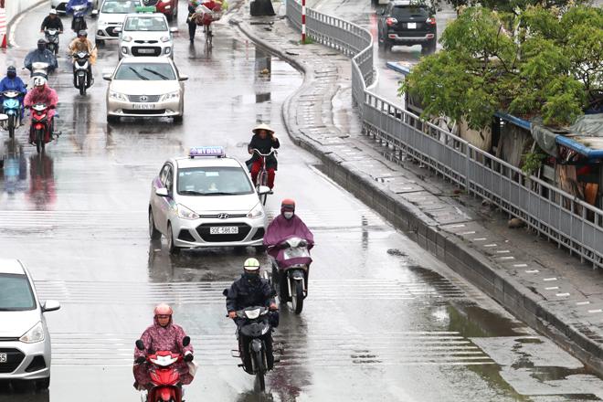 Tin tức thời tiết ngày 23/4/2020, Bắc Bộ có mưa rào và dông trên diện rộng, Nam Bộ ngày nắng