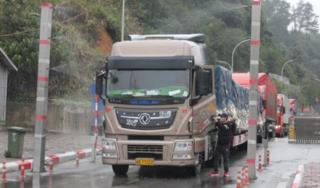 Tài xế chèn ép giá vận chuyển hàng qua biên giới Lạng Sơn: 'Nếu đủ căn cứ phải xử lý hình sự'