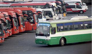 Xe buýt sẽ vận hành hoạt động trở lại từ ngày 23/4