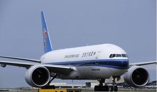 Máy bay chở thiết bị y tế trở về tay trắng trước tình trạng tranh giành tại Trung Quốc