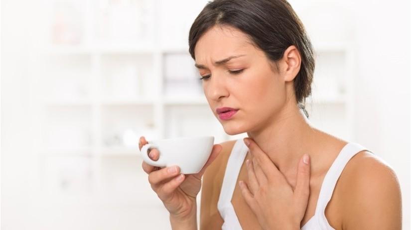 điều trị ho do viêm họng
