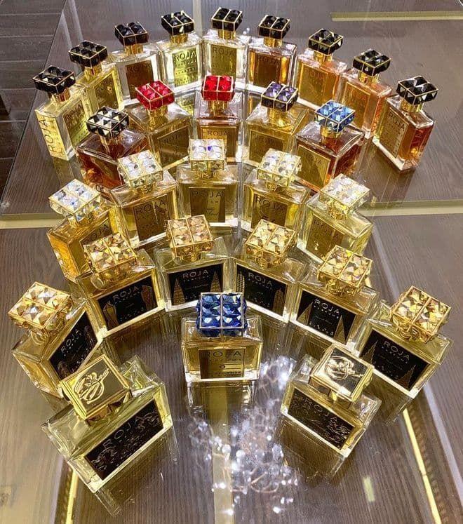 Choáng với bộ sưu tập nước hoa hàng tỷ đồng của Trấn Thành