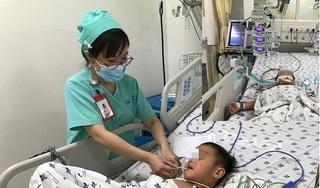 Cứu sống bé trai bị co giật bởi bệnh nguy hiểm hiếm gặp