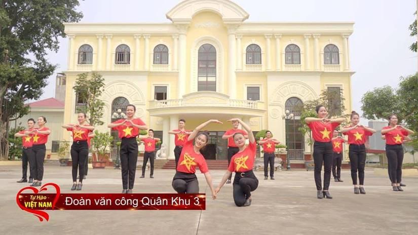 Loạt sao Việt xuất hiện trong MV Tự hào Việt Nam23