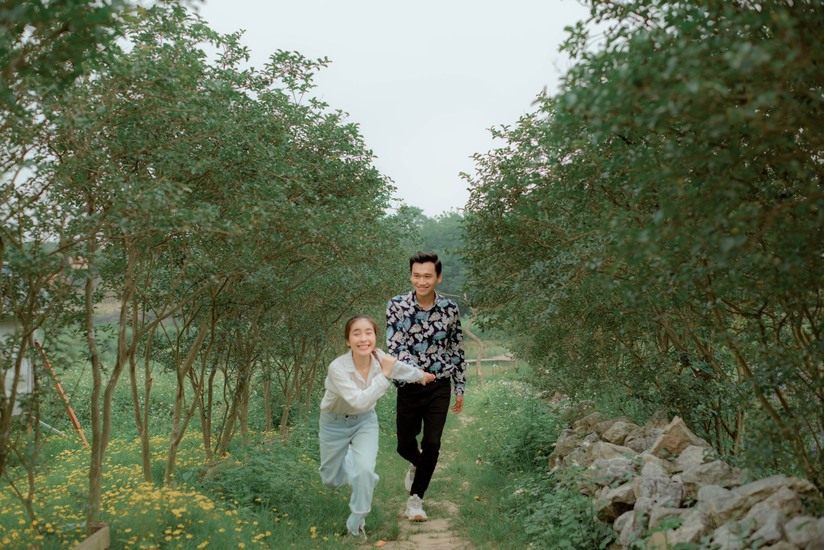 Xuân Nghị - Trần Vân, liệu phim giả có thành tình thật?