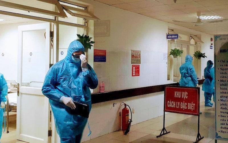 Kết quả xét nghiệm mới nhất của ca nhiễm Covid-19 còn lại ở Ninh Bình