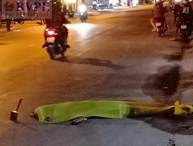 Thanh niên đâm bạn nhậu tử vong rồi bỏ xác giữa đường