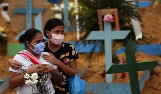 Tin tức thế giới 24/4: Brazil tăng kỷ lục ca tử vong vì SARS-CoV-2