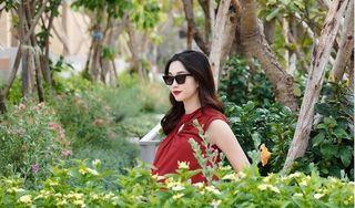 Hoa hậu Đặng Thu Thảo chuẩn bị sinh con thứ hai