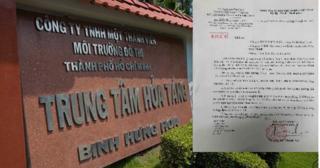 Ký văn bản hỏa táng mùa dịch, PGĐ Sở Tài Nguyên Môi trường TPHCM bị khiển trách