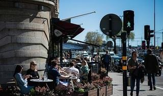Thụy Điển siết chặt chiến lược phong tỏa khác biệt