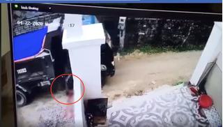 Danh tính tài xế lùi xe cán chết bé trai rồi phi tang xác vừa bị bắt
