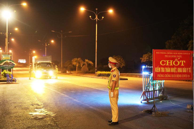 Quảng Ninh dừng vận tải khách công cộng liên tỉnh đến ngày nào2