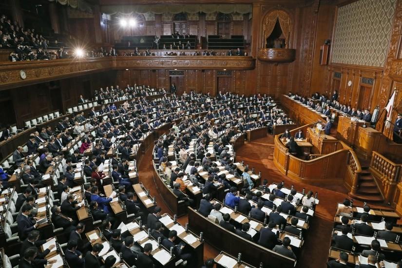 Tin tức thế giới 25/4, Nhật Bản cắt giảm lương của các nghị sĩ Quốc hội do ảnh hưởng Covid-19