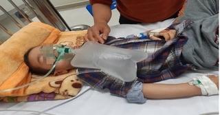 Tưởng thuốc cai nghiện là siro dâu, bé trai 4 tuổi nguy kịch vì ngộ độc